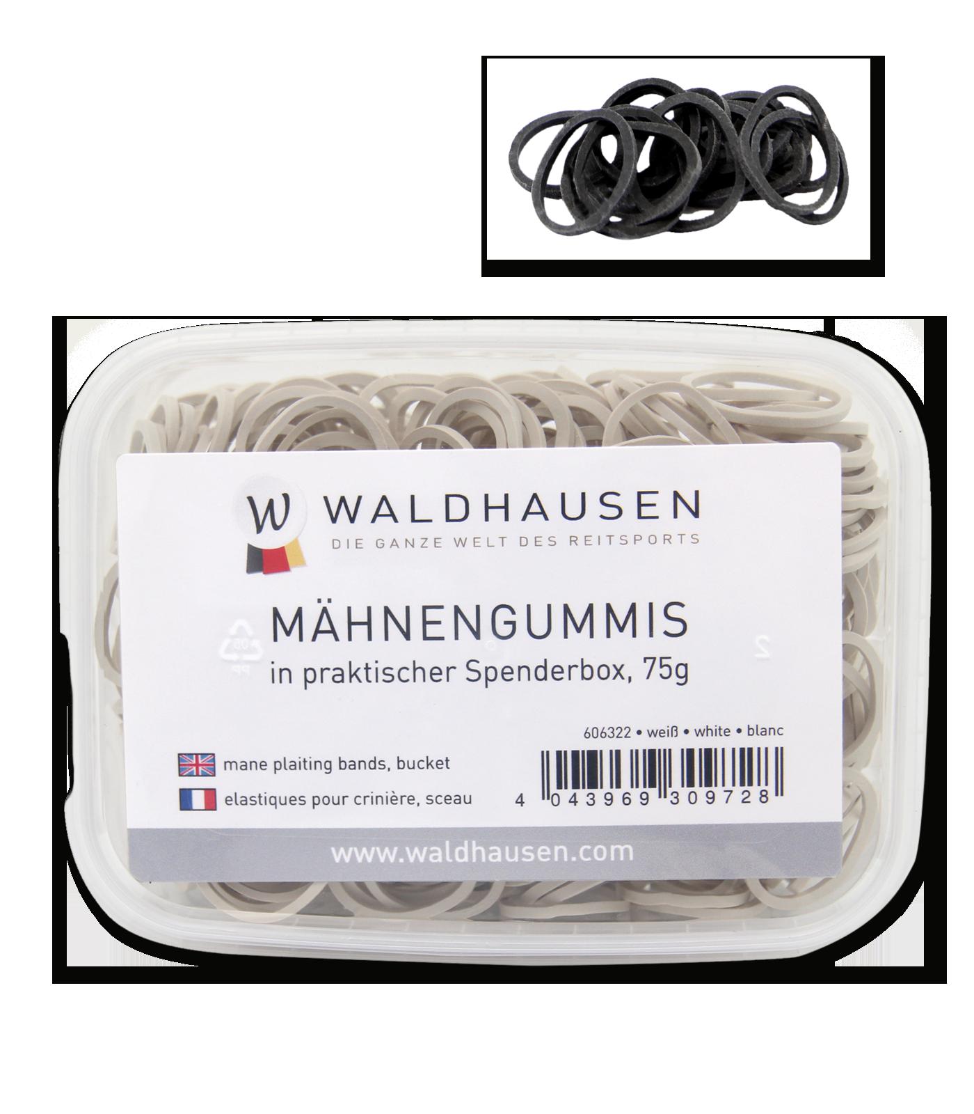 Waldhausen Mähnengummis in Spenderbox