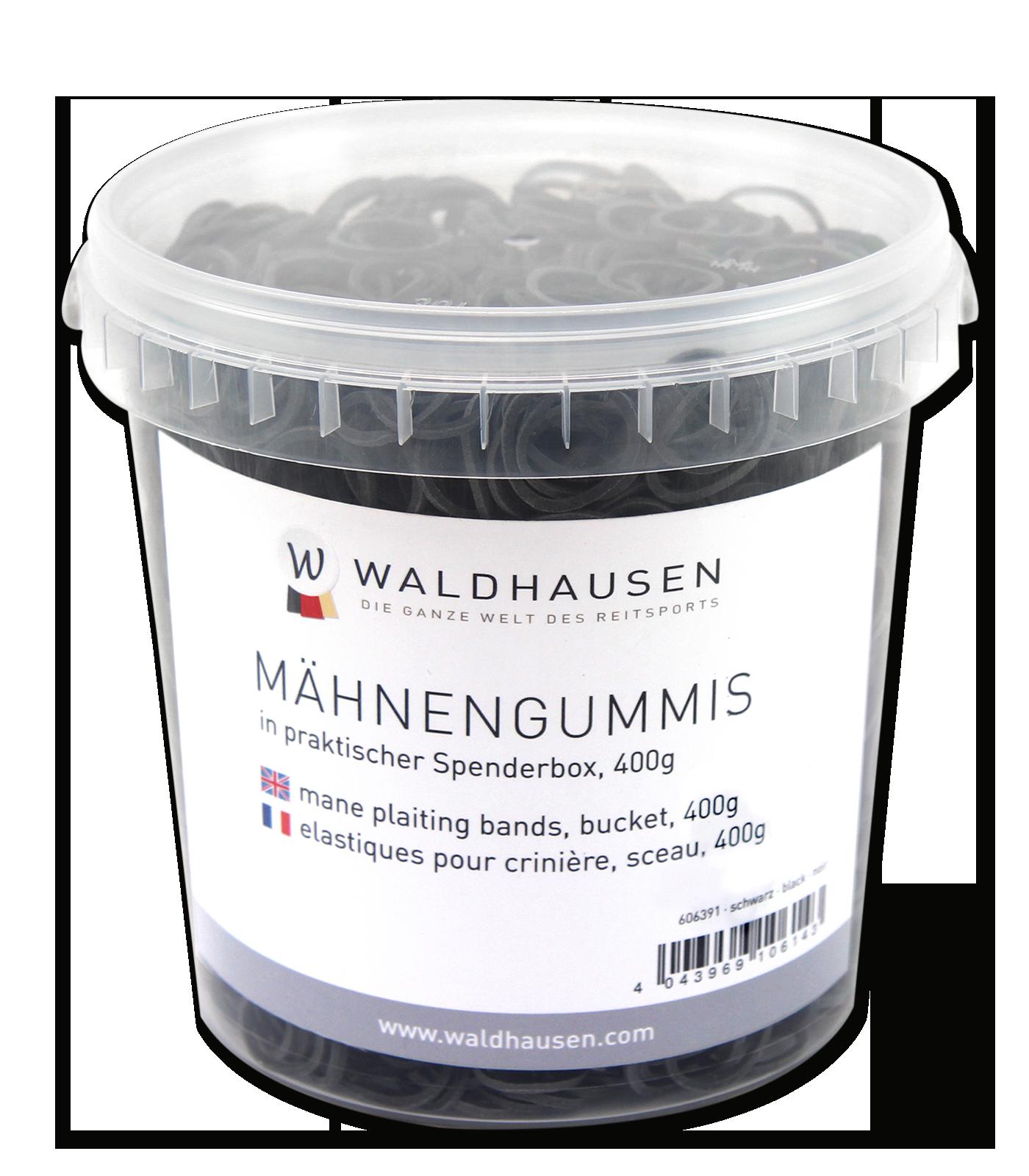 Waldhausen Mähnengummis im Eimer, 400 g