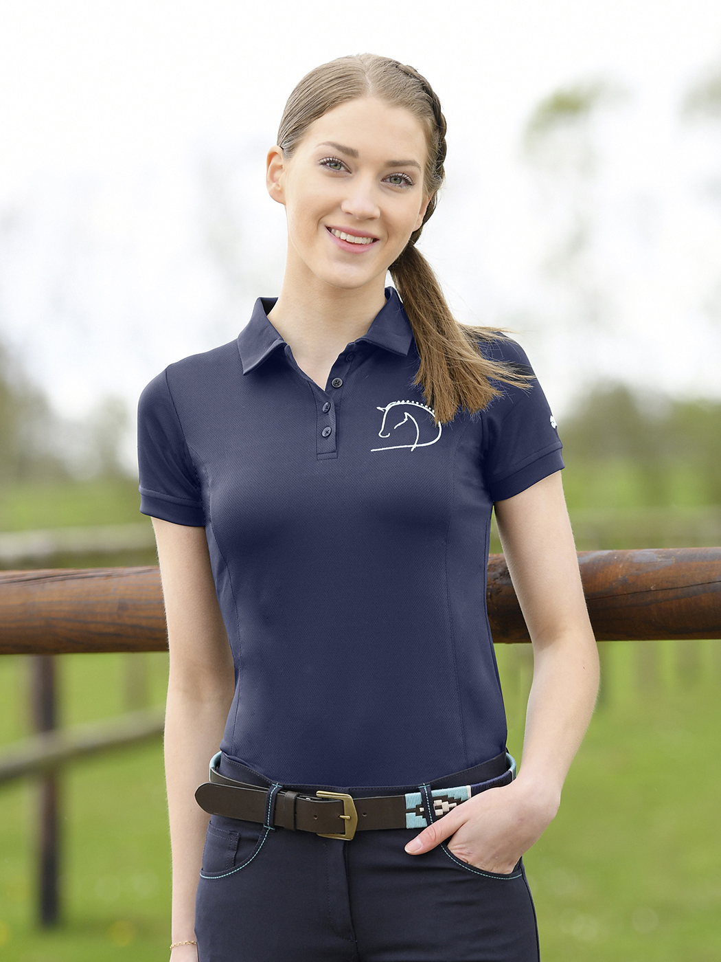 Busse Polo-Shirt CREW